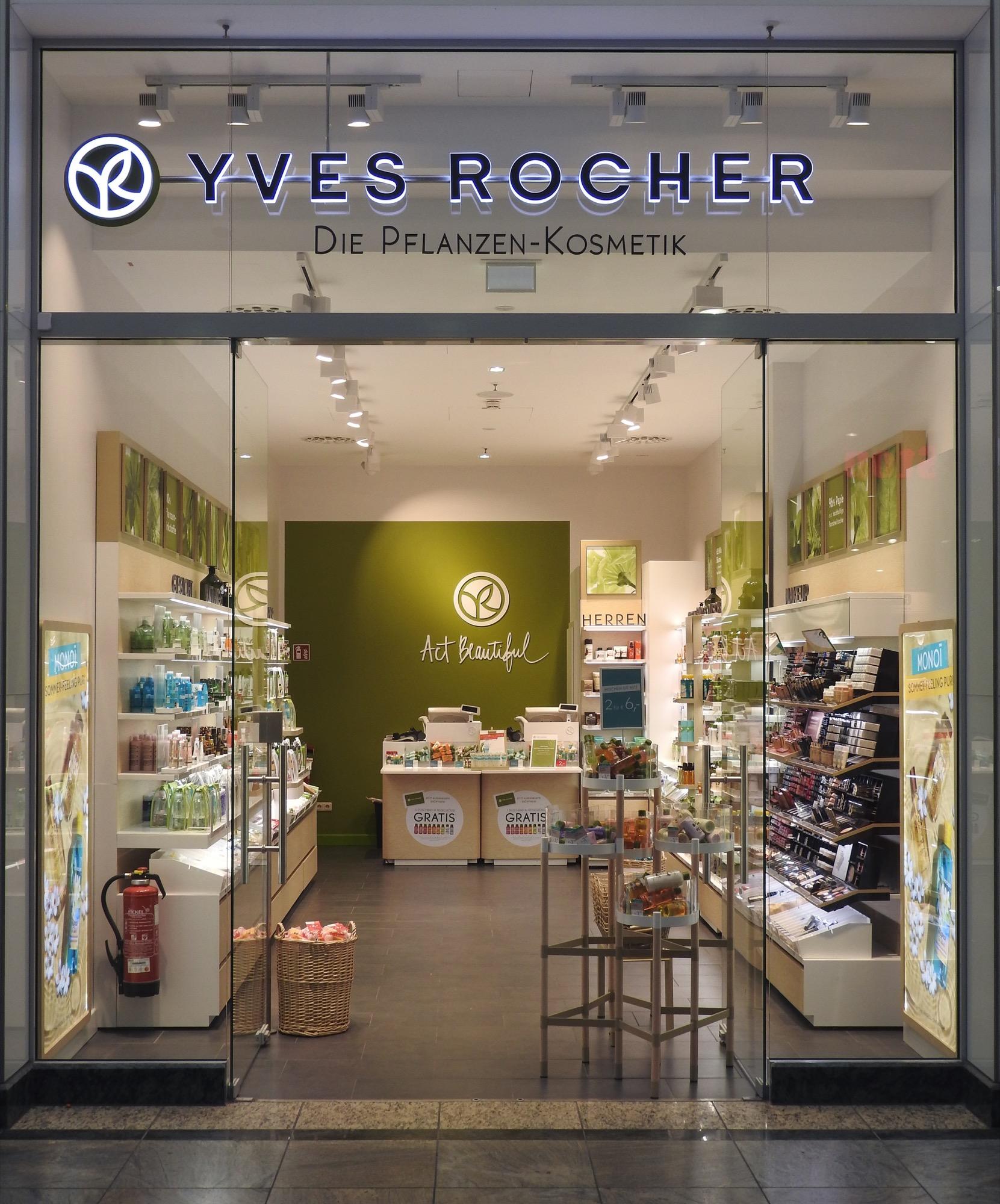 Yves Rocher Oberhausen 5 1